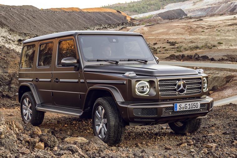 Mercedes-Benz G Class lease deals