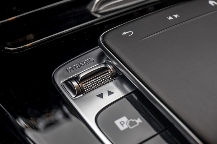 2018 Mercedes-Benz A-Class selector