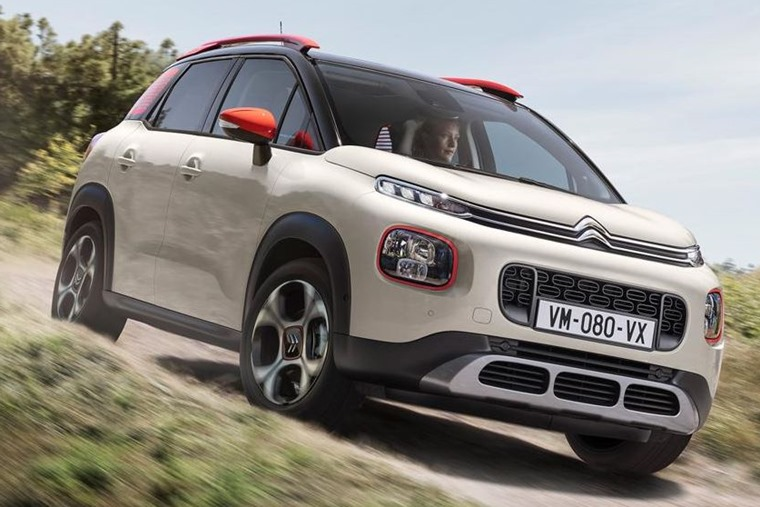 The all-new C3 Aircross replaces the ageing C3 Picasso.