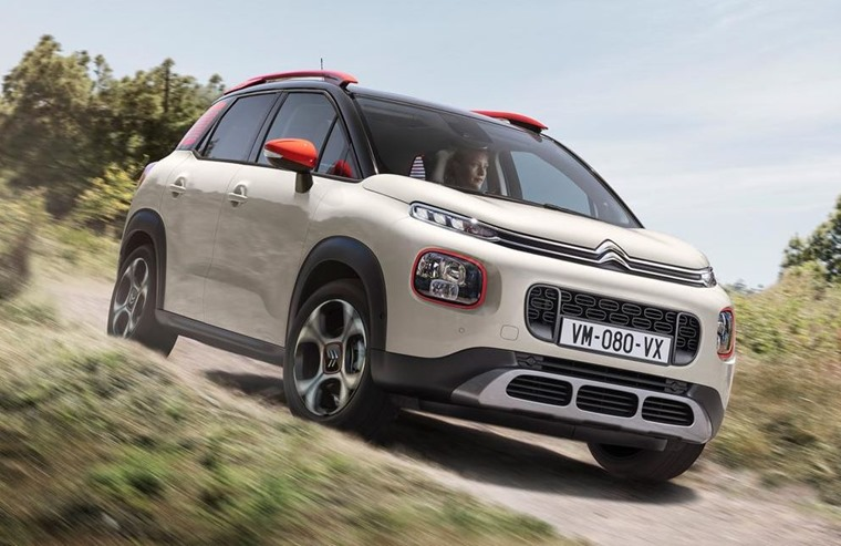 Citroen's C3 Aircross replaces the popular but ageing C3 Picasso.