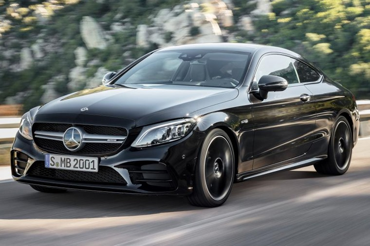 Mercedes C-Class Coupe 2018