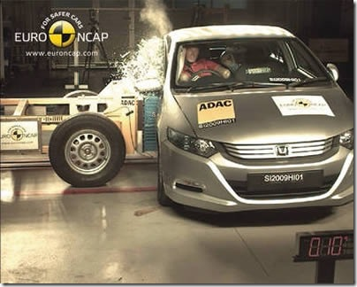 Honda Insight Rated As One Of Europes Safest Cars Leasingcom