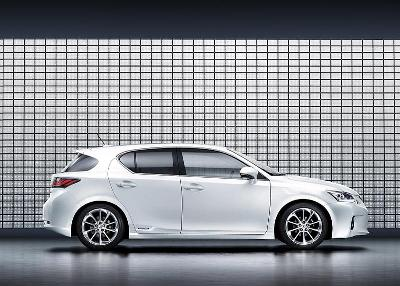 Lexus to debut ct200h compact hybrid publicscrutiny Images
