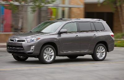 Caption Uniquely The Highlander Hybrid Generates Its Rear Wheel With A Separate Electric Motor For Torque On Demand This Means That 4wd I