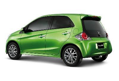 Honda Reveals New Small Car