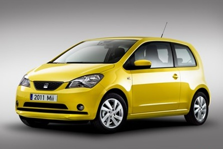 SEAT Plans New City Car Model