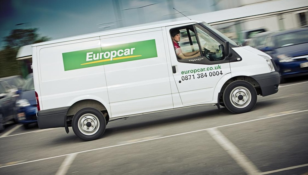 Europcar Introduces Van Hire At Five Uk Airports