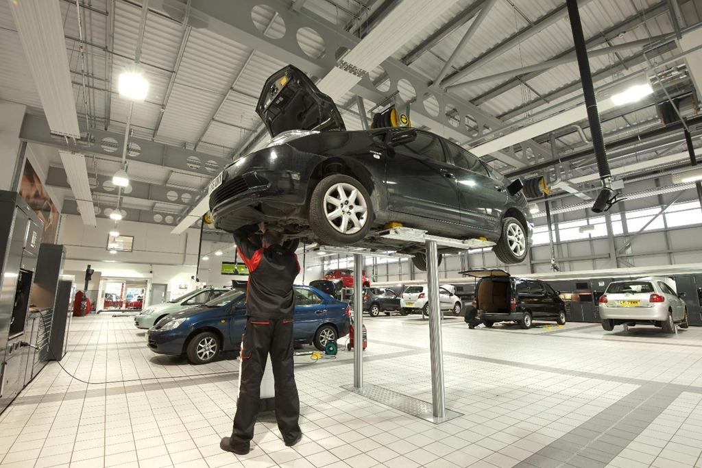 Toyota And Lexus Outline Fleet Commitment
