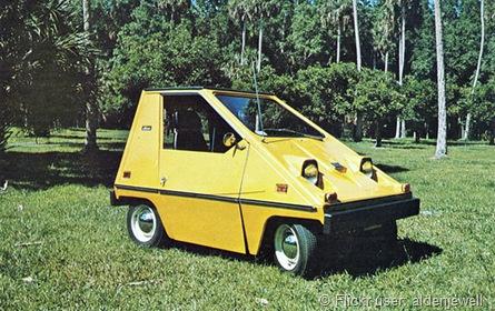 Sebring Vanguard S Electric Car