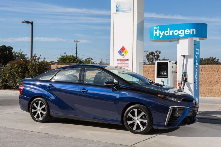 Even something as radical as the Toyota Mirai is really only a family car that happens to be powered by hydrogen