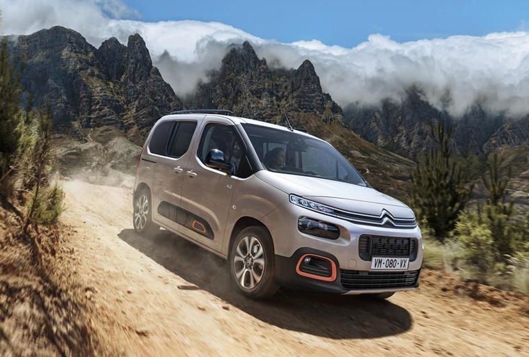 2018 Citroen Berlingo OTR