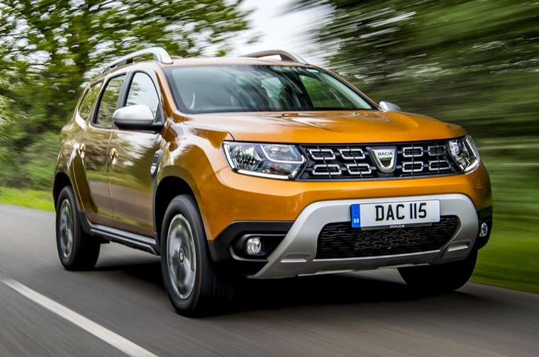 "Dacia's USP is its claimed ""back to basics"" motoring philosophy."