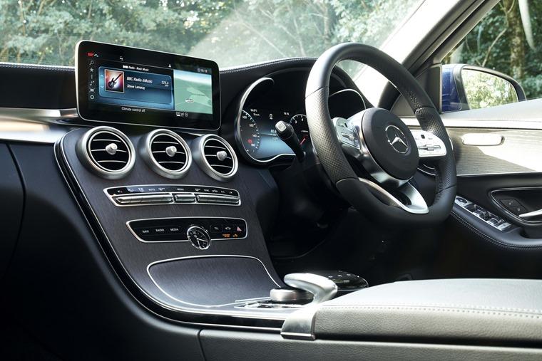 Mercedes-Benz C-Class 2018 interior