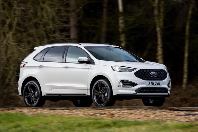 Ford Edge 2018 Geneva Motor Show