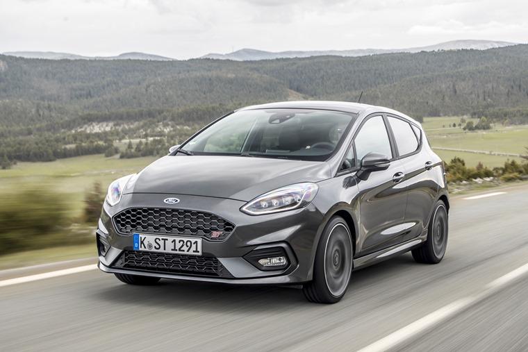 Ford Fiesta ST 2018 lead