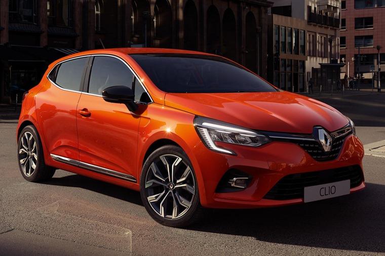 2019 Renault Clio front