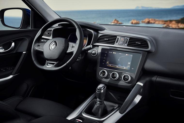 2019 Renault Kadjar interior