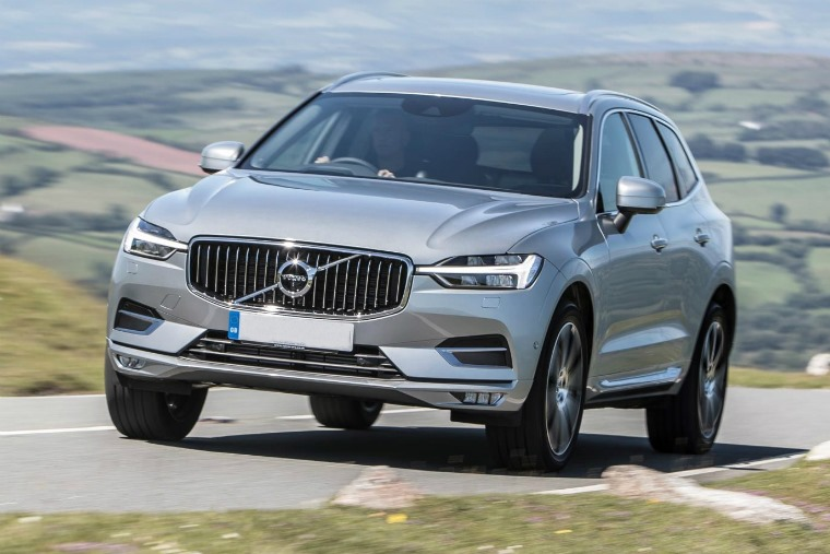 The Volvo XC60 has been crowned UK COTY 2018