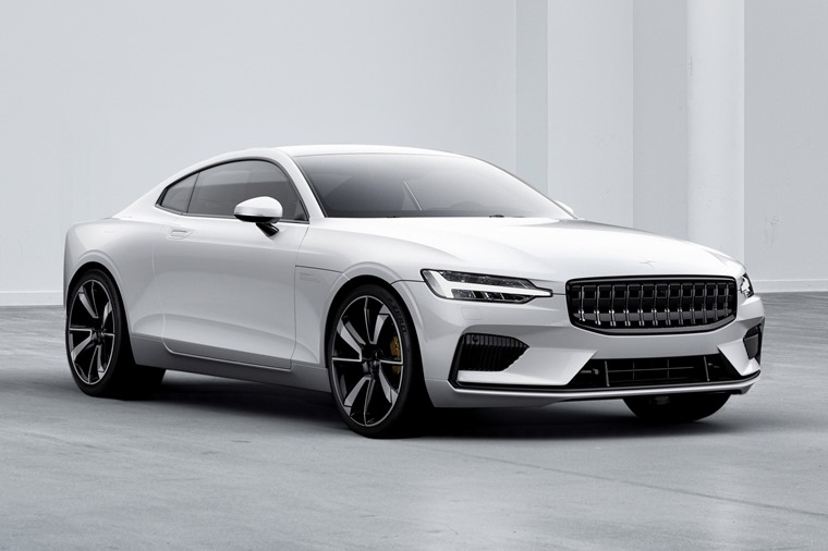 Polestar 1 hybrid will get nearly 600bhp and 1,000Nm of torque.
