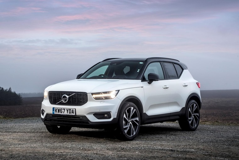 Volvo XC40 D4 diesel wins What Car of the Year