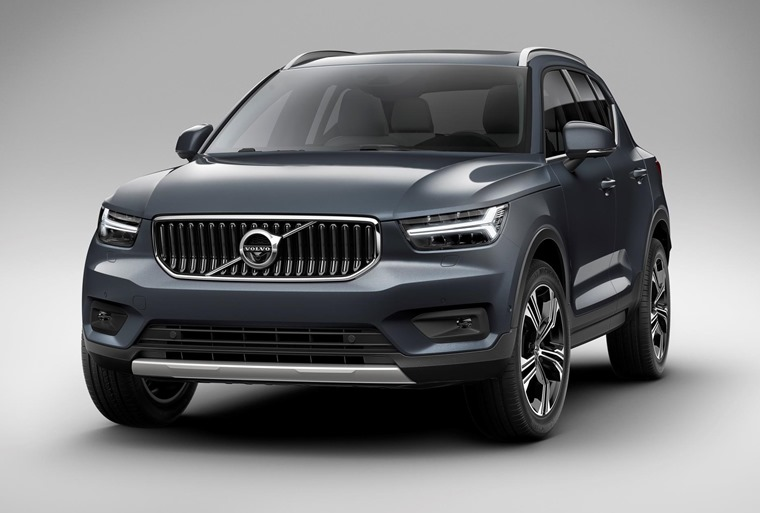 Volvo XC40 - Image for illustration purposes