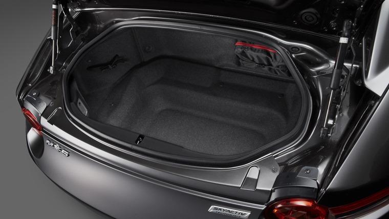 Mazda MX5 RF boot