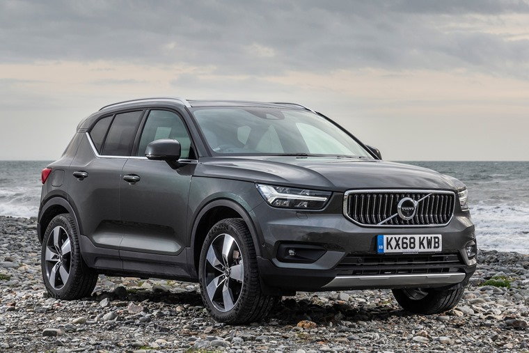Top five reasons why now is the time to lease a Volvo XC40