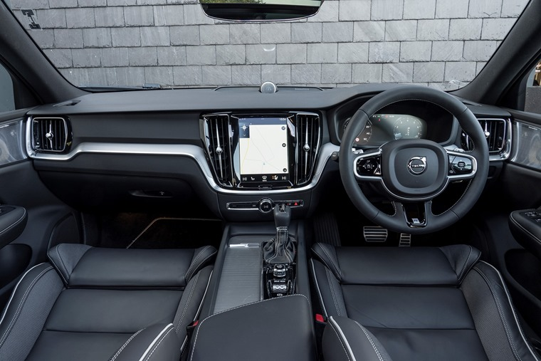 New Volvo S60