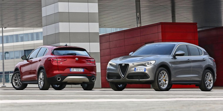 The Alfa Romeo Stelvio has finally landed on European soil.