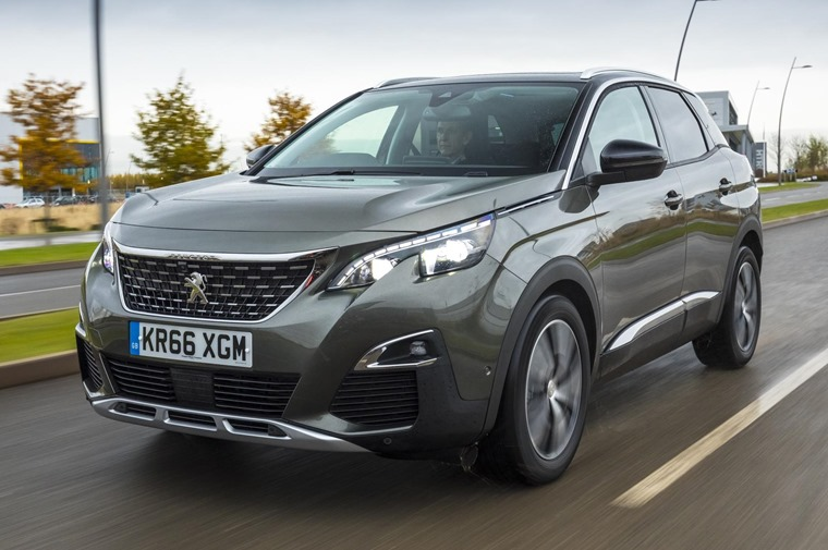 The Peugeot 3008 is now available to order.