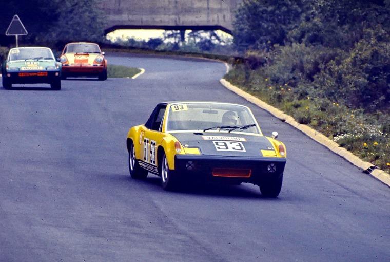 Porsche Cup 1970s