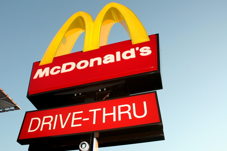 Be careful! Even using a mobile in stationary traffic or drive-thrus will mean you're breaking the law...