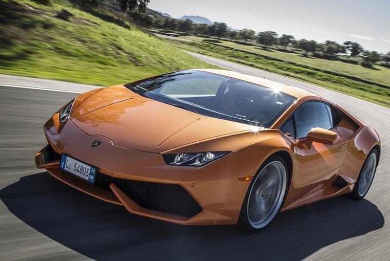 Lamborghini Huracan Forza Horizon 3
