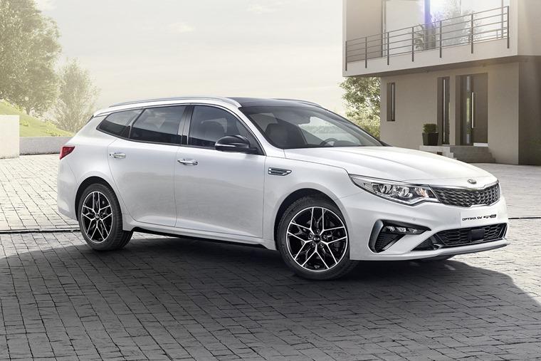 Kia Optima  2018 Geneva Motor Show