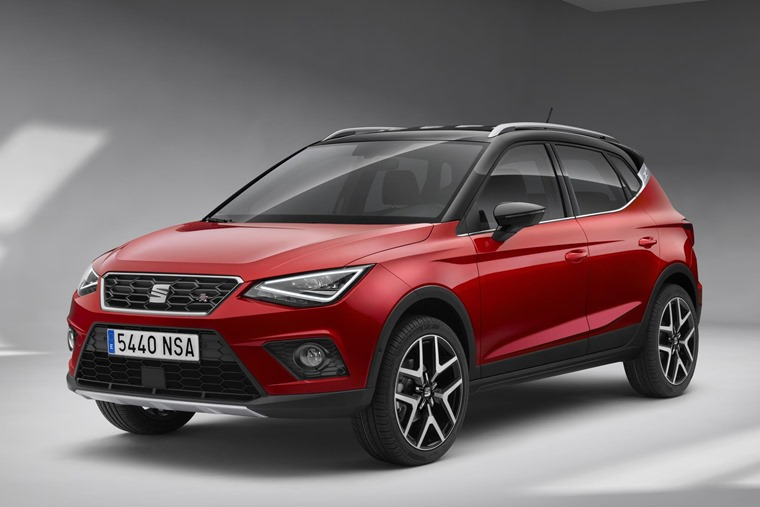 The key car launch of the week is without a doubt Seat's Arona, a new small SUV.