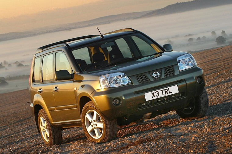 Back in 2002, Sports Utility Vehicles (SUVs) were rising in popularity