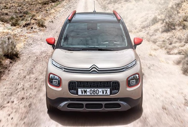 It gets the same face as the latest C3 supermini.