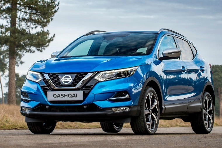 Nissan Qashqai is UK's most popular car in September, but wider market sees sixth consecutive month of decline.