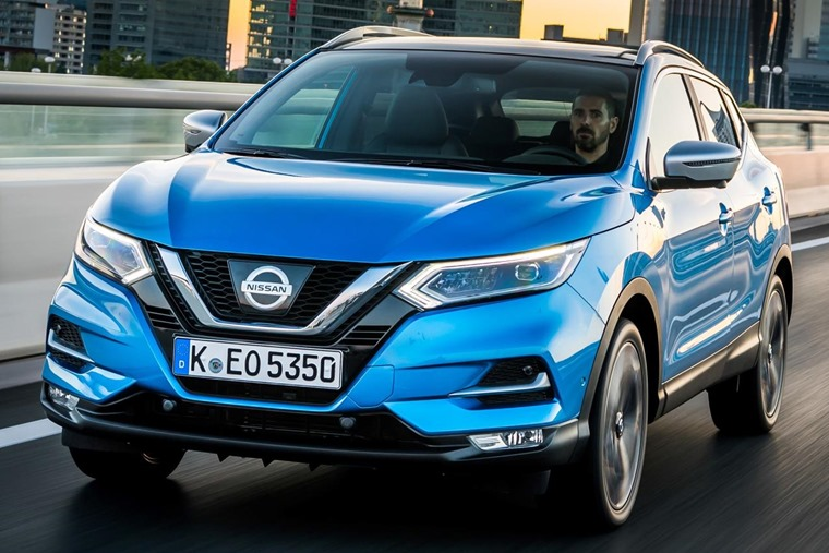 The facelifted Nissan Qashqai should keep it as popular as ever.