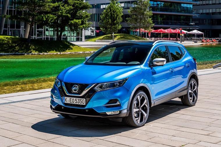 Nissan Qashqai (13 July)