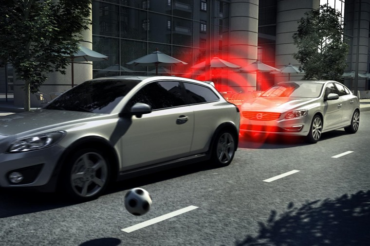 Something that's appearing more and more on cars is Automatic Emergency Braking (AEB) systems