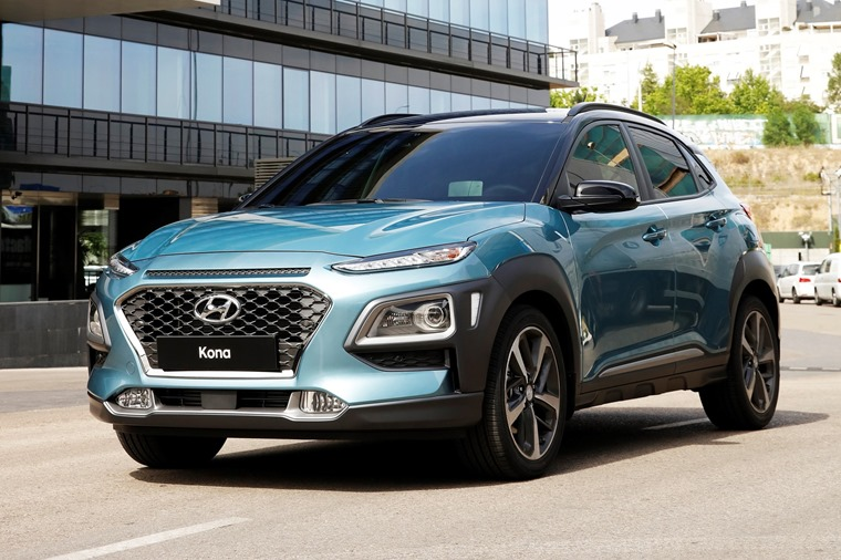 Hyundai will hope the Kona taps into the lucrative crossover market.