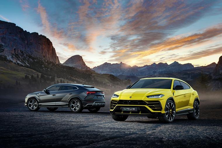 Lamborghini Urus – the world's first super sports utility vehicle?