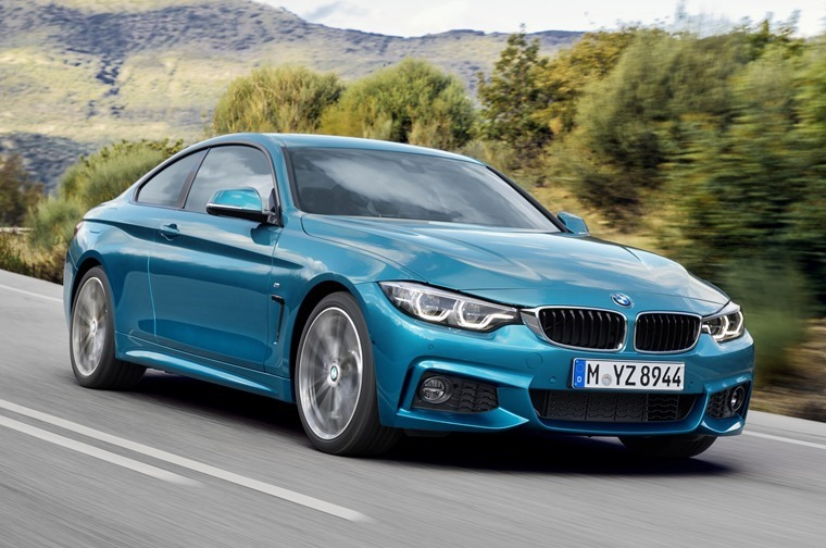 BMW has given its 4 Series range a refresh for 2017.