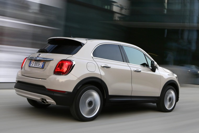 First Drive Review Fiat 500x Crossover 2015