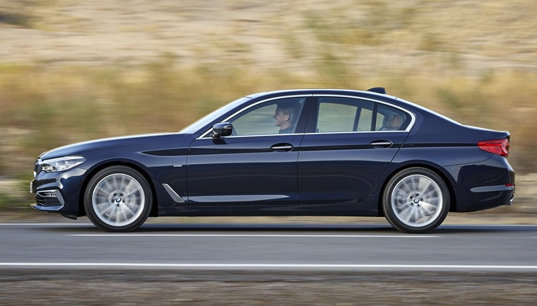 On the road, the 5 Series is swift and composed, regardless of which engine you plump for.