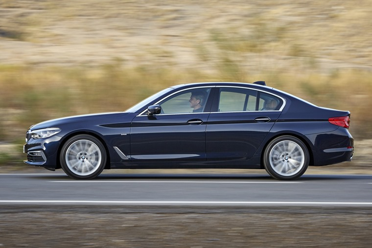 Al Suttie has been getting to grips with the new 5 Series