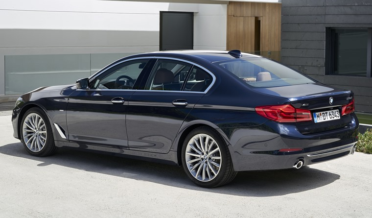 The 5 Series is the best car in its class by a significant margin, and that's all that really needs to be said.