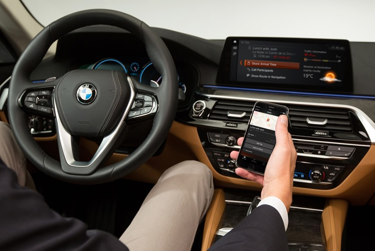 Updated iDrive infotainment system features a touchscreen that's one of the easiest to use, and most intuitive on the market.