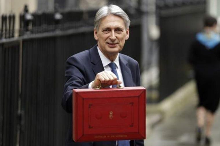 Philip Hammond Budget 2018
